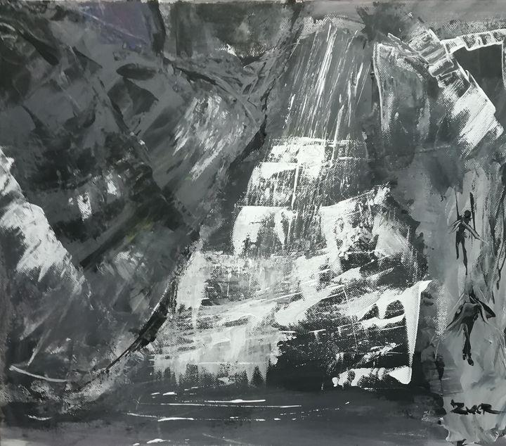 BLACk mountain - ZUCR