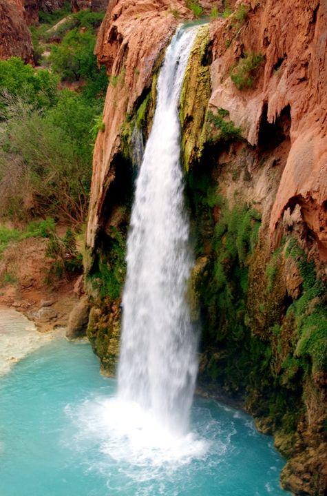 Havasu Falls - Katie Truppo Photography
