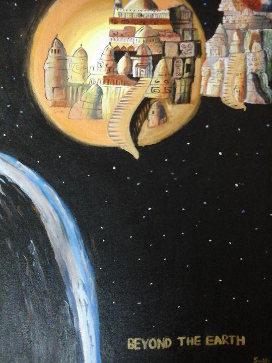 Beyond The Earth - Suniti Rani