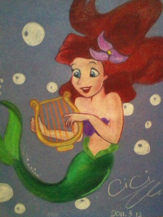 Disney's the little mermaid - Destiny's Gallery