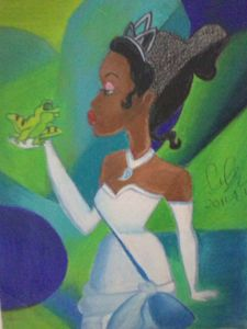Disney's princess and the frog