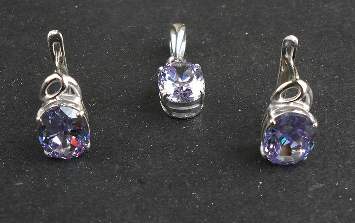 Handmade silver set - arthuris