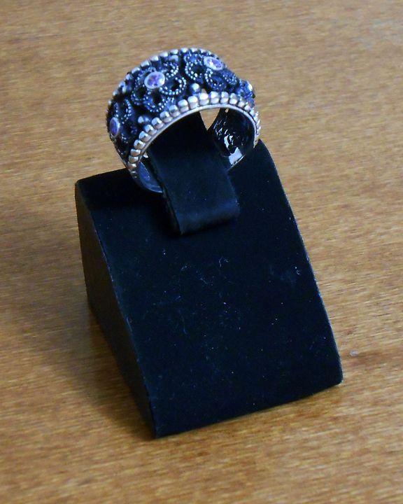 Handmade silver ring - arthuris