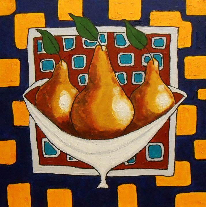"""Three Pears"" - arthuris"