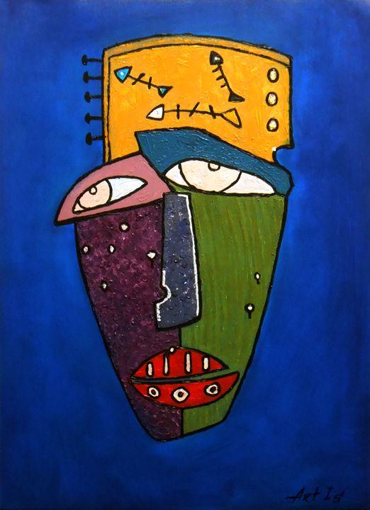 """The Mask"" - arthuris"