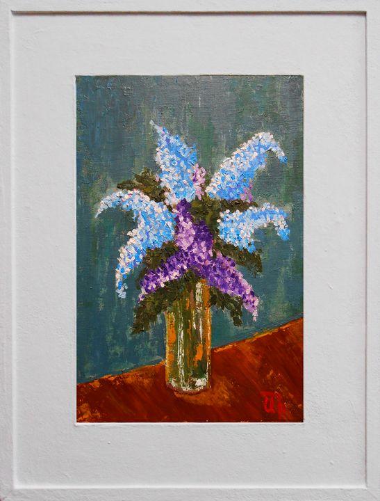 """""""Bouquet of lilac"""" - arthuris"""