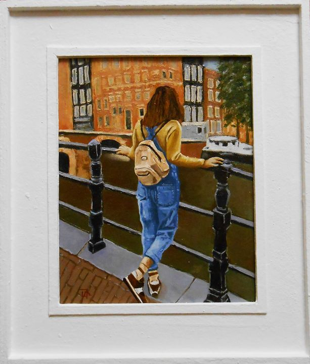 """""""Girl on the canal"""" - arthuris"""