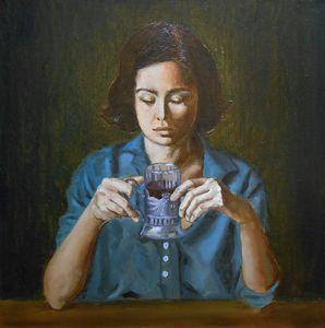"Portrait ""Katrine"""