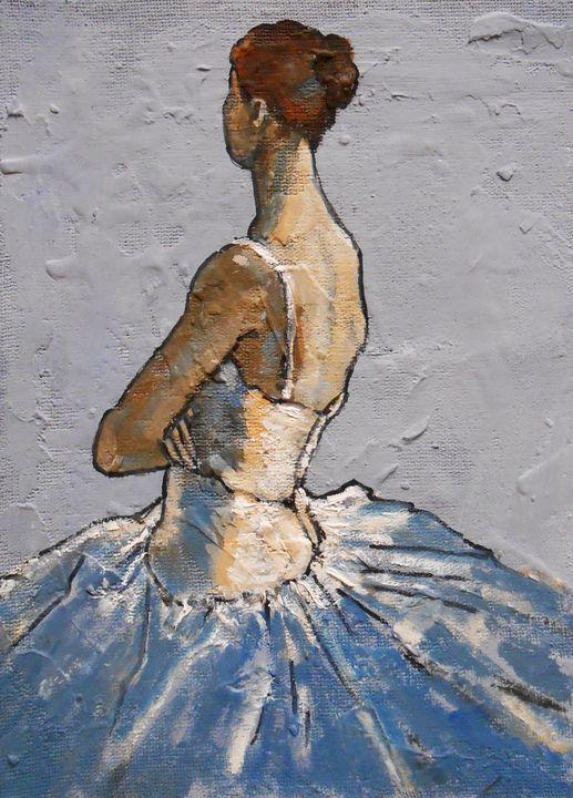 """Ballerina XI"" / SOLD - arthuris"