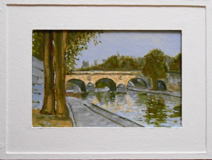 """Across the river bridge"" - arthuris"