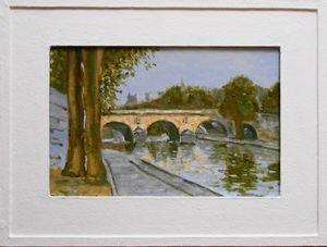 """""""Across the river bridge"""""""