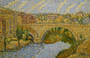"""""""Bridge over the river"""""""