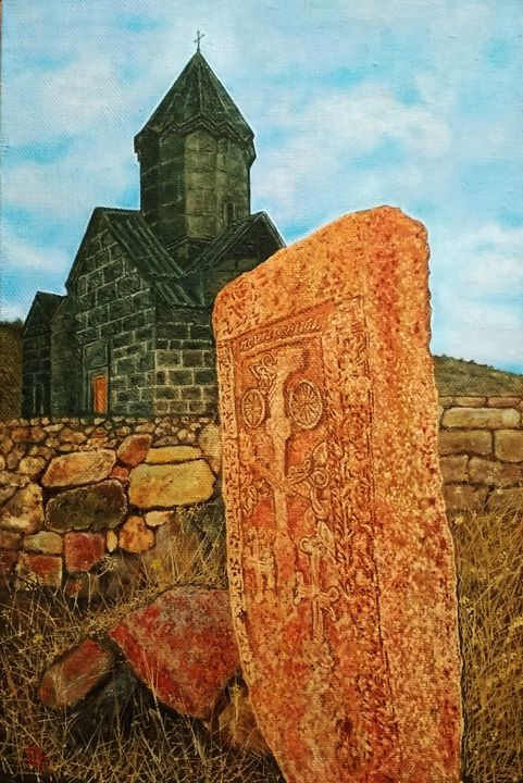 """Temple of Tanaat, XIII century"" - arthuris"