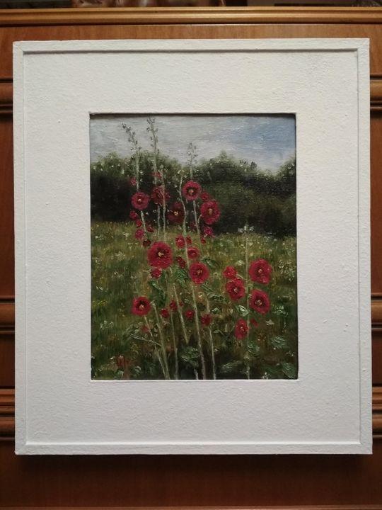 """""""Wildflowers"""" - arthuris"""