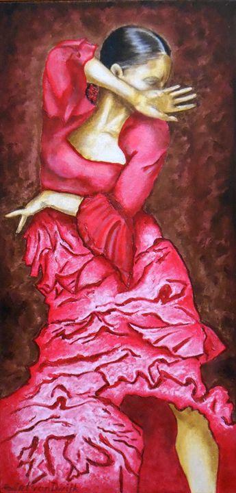 """""""Flamenco"""" - arthuris"""