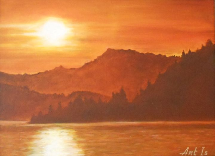 """SUNSET"" - arthuris"