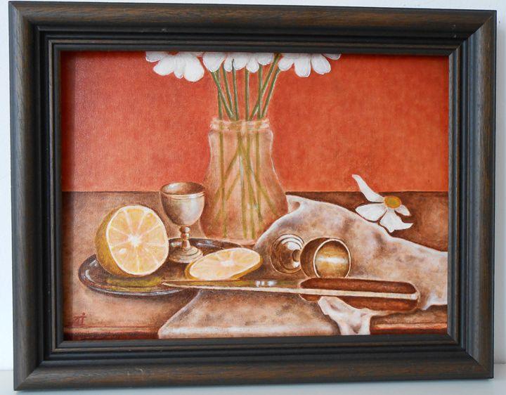 """""""Lemon and silverware"""" - arthuris"""