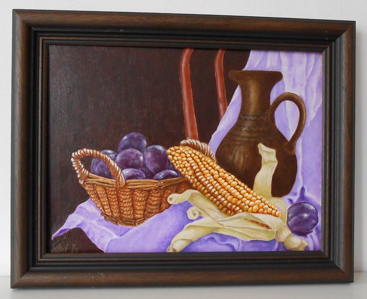 """MAIZE AND PRUNES"" - arthuris"