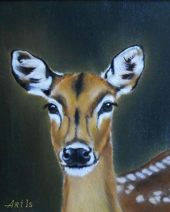 """""""The Deer"""" - arthuris"""
