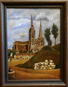 """""""MEDIEVAL CHURCH"""" - arthuris"""