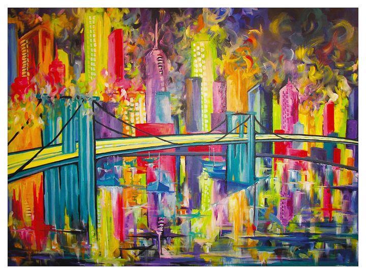 Cityscape - Rod Johnson