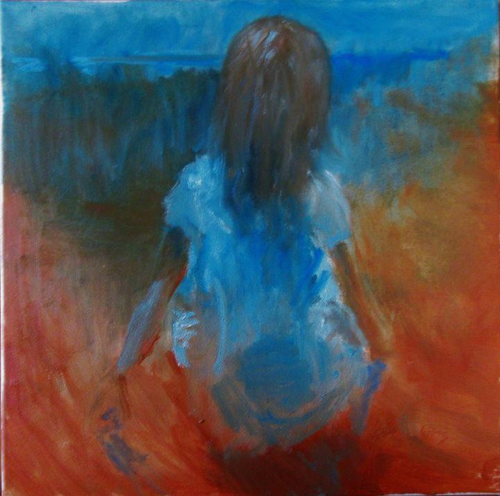 Leisure and walking - Jan Söderman, ORIGINAL  ART