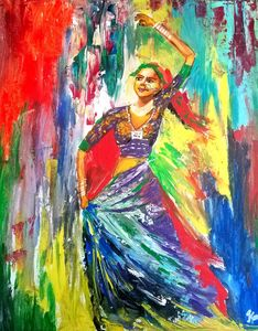 Folk Dancer