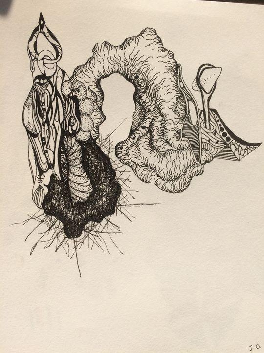 The Cave Paradox - Jesse Ohlman