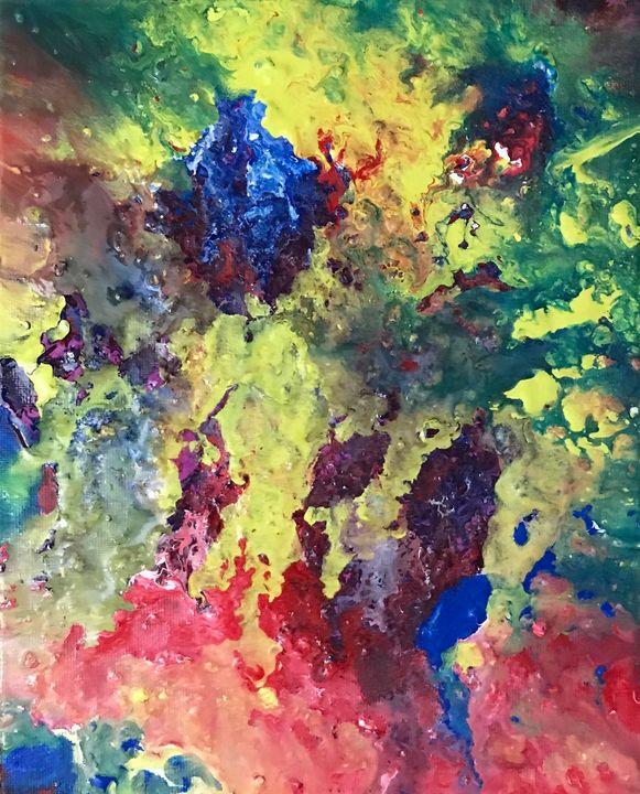 Colors of infinity - Geet