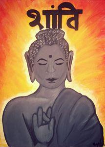 Buddah's peace
