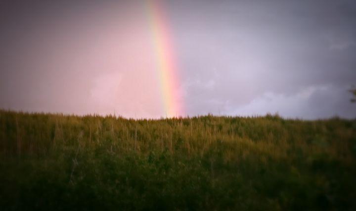 Over the rainbow - Marysa Racine