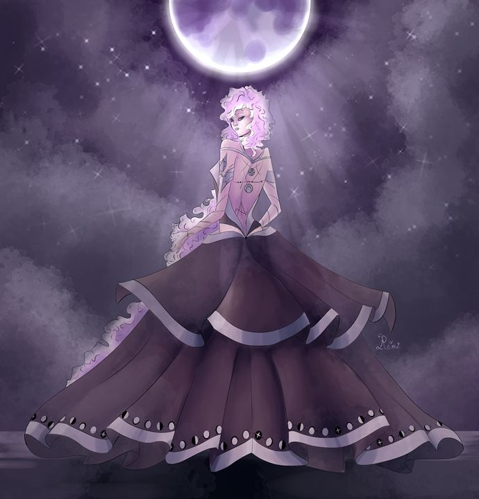 Remake Of Moonbeams Remi Digital Art Fantasy