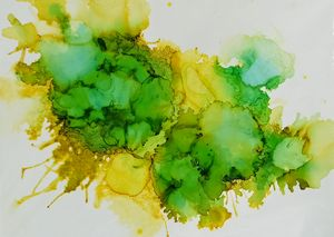 Alcohol Ink #5