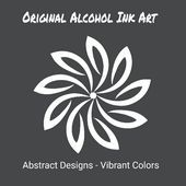 Original Alcohol Ink Art