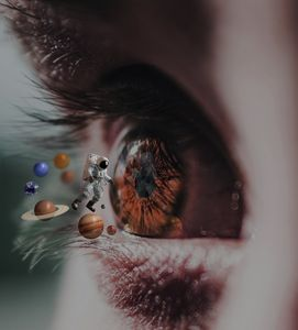 Into Your Eye.