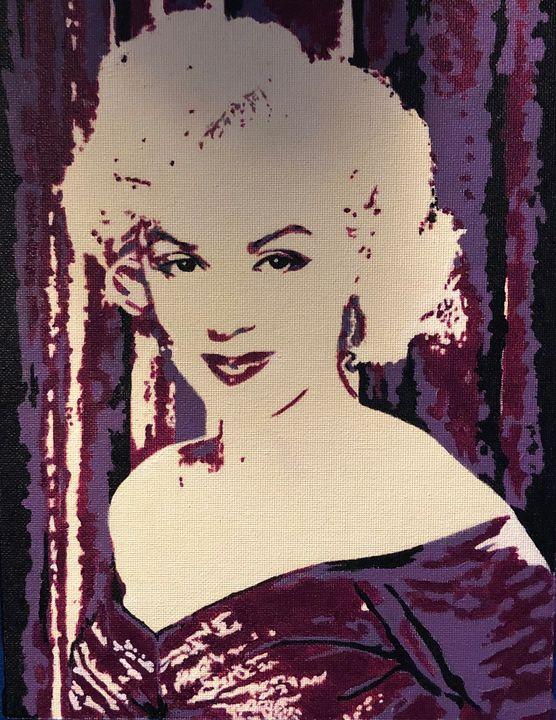 Marilyn - KathysEdgyCreations