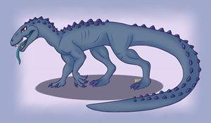 Vamp Croc