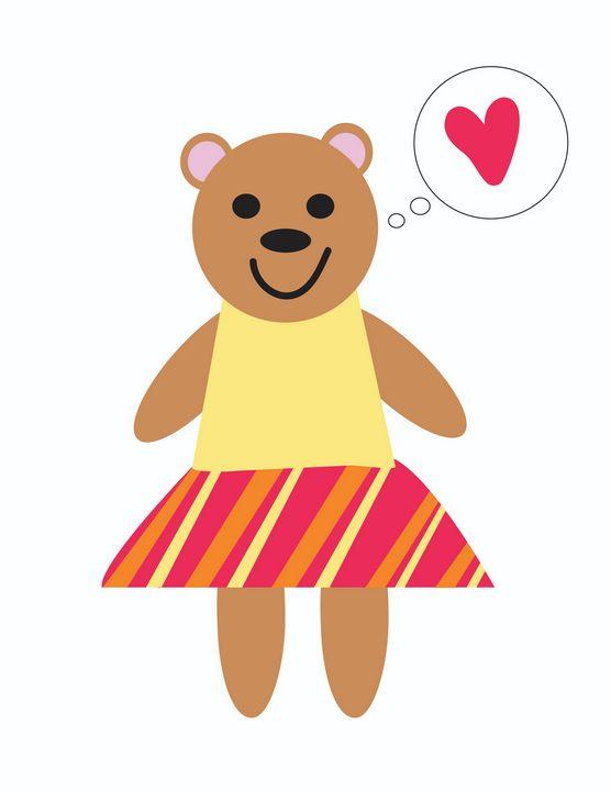 teddylove - RoundtheBendArt