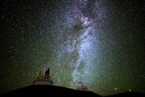 Stardust Inspection -Landscape-