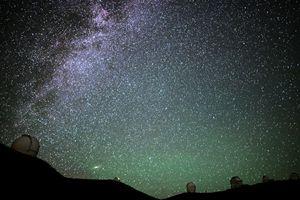 Stargazing Party under Sea of Stars