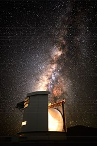 A Look into Galactic Core
