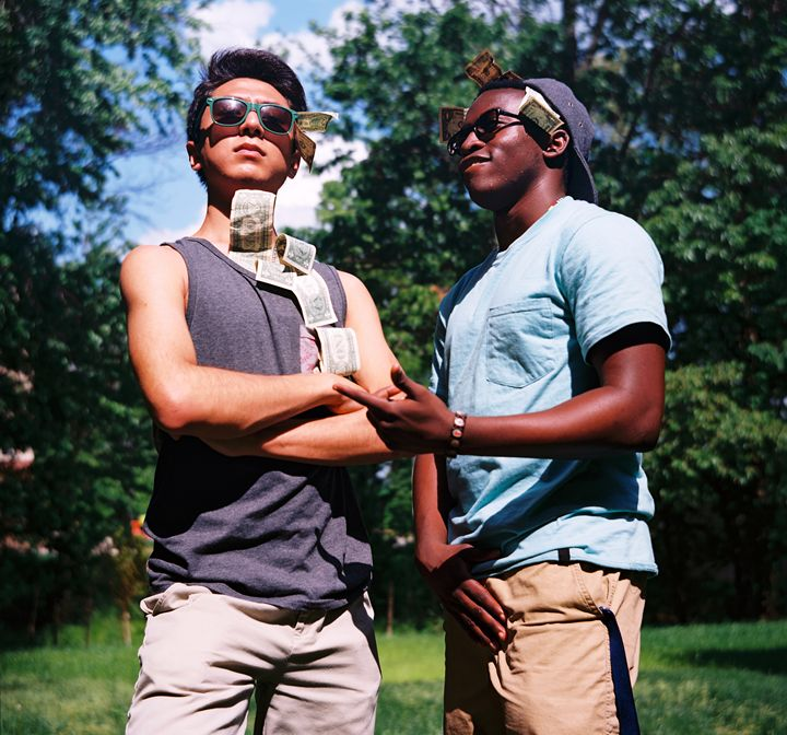 Money Squad - Shot On Film
