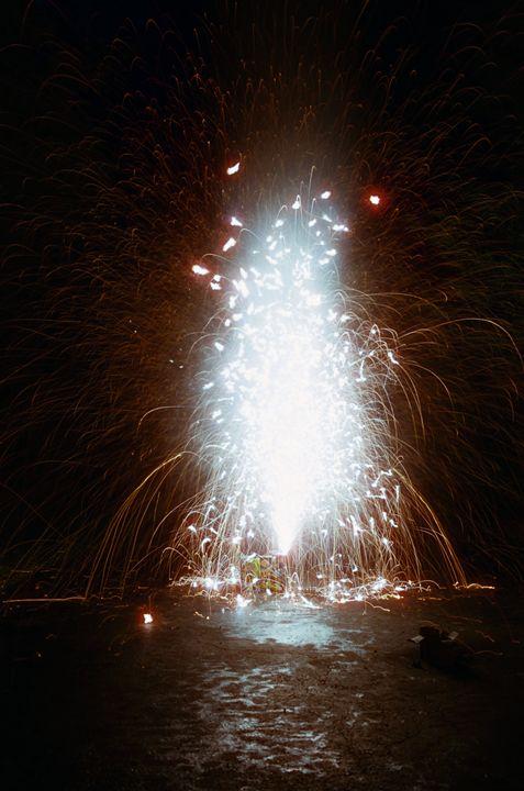 Fireworks For Life - Shot On Film