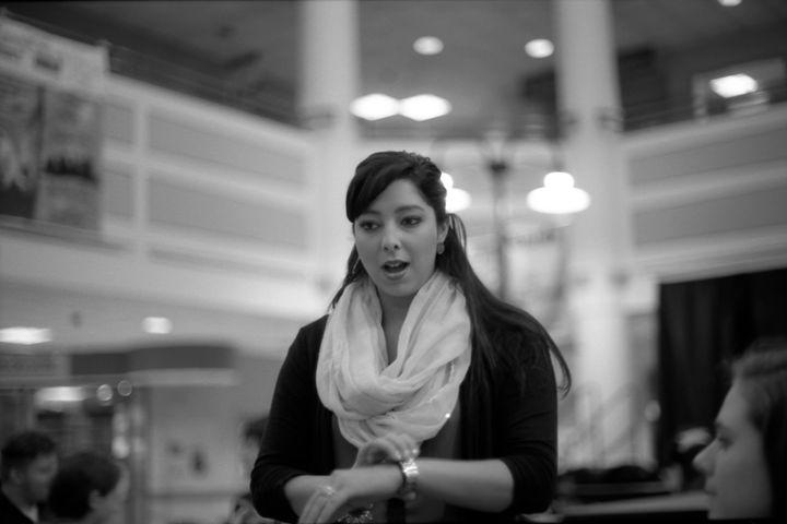 Theater Teacher - Shot On Film