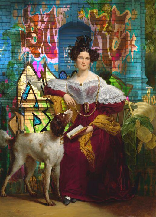 Lady Dog - Leon Sternberg