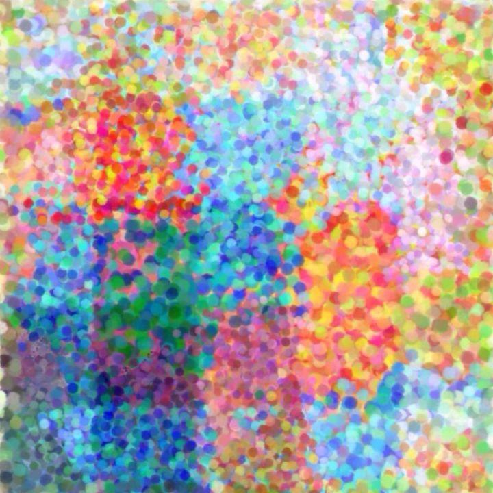 Dotty Squares - NannaB