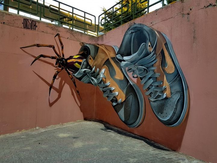 Spider shoes - Ryan