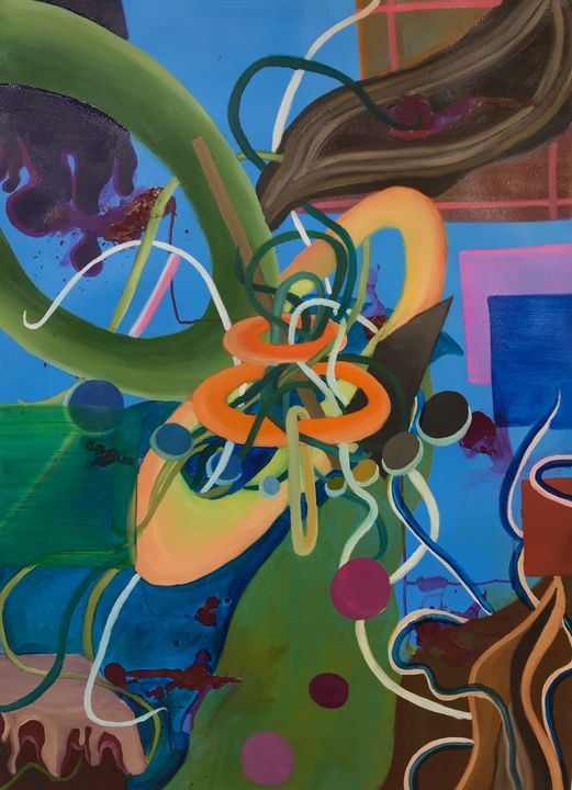 Gestation - Gõma by Ivana Maldonado