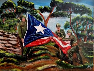 65th Infantry Div The Borinqueneers