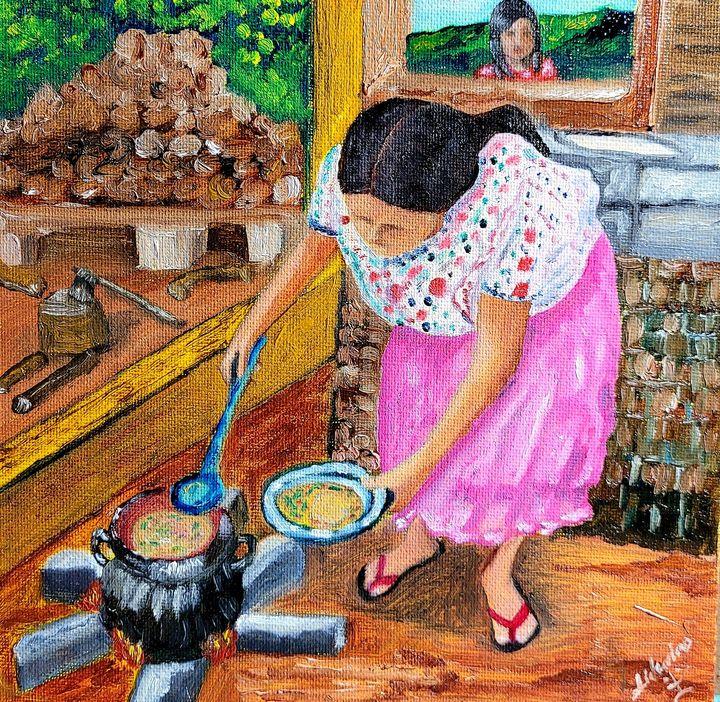 Sopas Del Campo - Lidu's Arts